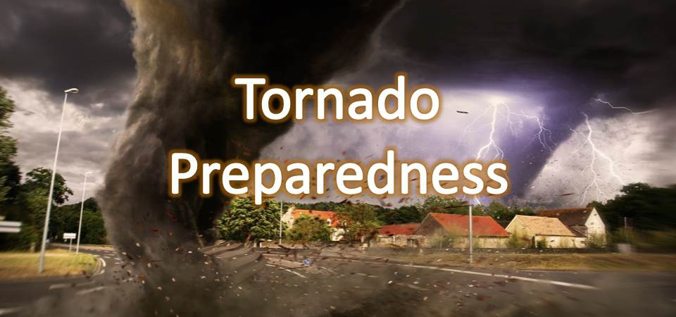 Tornado Preparedness Safety Video
