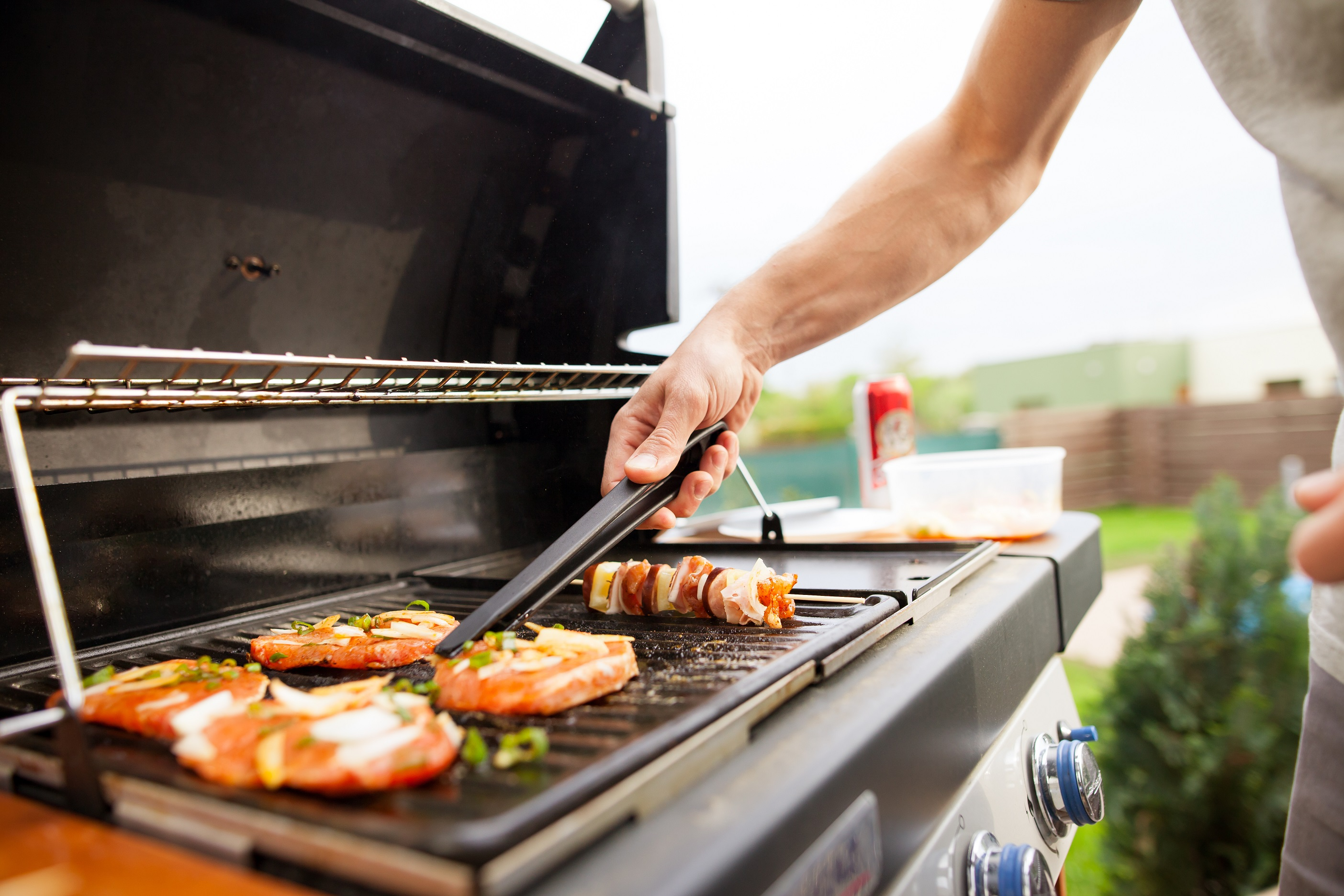 Grilling Safety Video