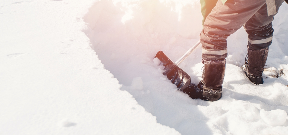 Snow and Ice Removal Practices